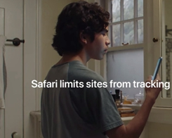Apple Shares New Video Focusing on Limited Ad Tracking in Safari