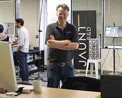 Apple Hires Jaunt VR Founder Arthur van Hoff