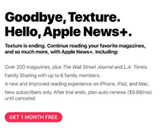 Apple Will Payout $485 Million for Texture