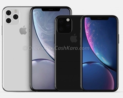iPhone 11 Max CAD Renders Offer up 360-degree Video and iPhone 11 Comparisons