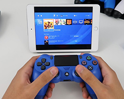 How to Play PS4 Games on iPhone and iPad?