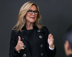 Angela Ahrendts Shares Lessons She Learned While Working at Apple