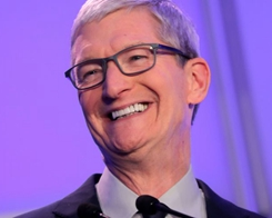 Apple Buys a Company Every Few Weeks, Says CEO Tim Cook