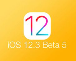 Apple iOS 12.3 Beta 5 Is Available Now in 3uTools