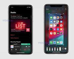 Exclusive: Screenshots Reveal iOS 13 Dark Mode, New Reminders app, More