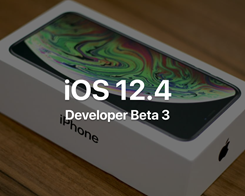 Apple Releases iOS 12.4 Developer Beta 3
