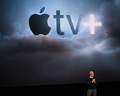 Apple Hires 10-Year Disney Executive for Apple TV+