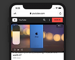 This Is the New Volume Indicator in iOS 13