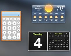 Apple Will Permanently Remove Dashboard in MacOS Catalina