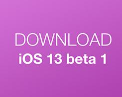 Apple iOS 13 Beta Is Available on 3utools