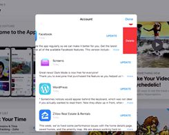 iOS 13 Lets You Delete Apps Right From the Update List