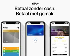 Apple Pay Support Now Rolling Out to Users in the Netherlands