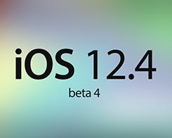 Apple iOS 12.4 Beta 4 Is Available on 3utools