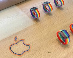 Pride Edition Apple Watch Tables Return to Stores Featuring 2019 Sport Loop