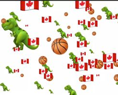 Apple.com Celebrates Toronto Raptors' NBA Victory in Canada