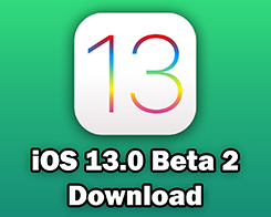 Apple iOS 13 Beta 2 Is Available on 3utools