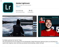 Adobe Lightroom Returns to the Mac App Store