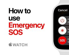 Apple Watch User Says Emergency SOS Helped Save him from Drowning After jet ski Accident