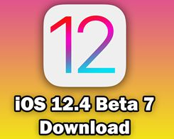 Apple iOS 12.4 Beta 7 Is Available on 3utools
