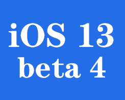 Apple iOS 13 Beta 4 Is Available Now on 3utools