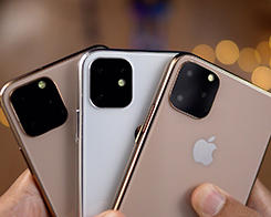 Apple to Release Three 'iPhone 11' Models This Fall