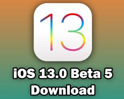 The Latest iOS 13 beta 5 is now Available to Download on 3uTools