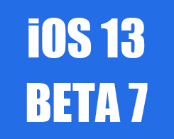 Apple iOS 13 Beta 7 Is Now Available on 3utools