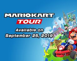 Nintendo's 'Mario Kart Tour' Game for iOS Launching on September 25