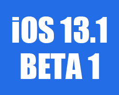 Apple iOS 13.1 Beta 1 Is Now Available on 3utools