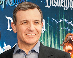 Disney CEO Bob Iger Resigns from His Apple Board Seat