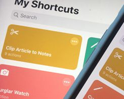 Ex-Workflow Employee Publishes Library of 150 Siri Shortcuts