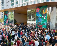 Apple Store Antara in Mexico City Opens