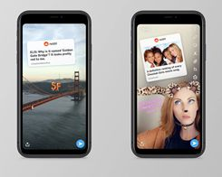 Snapchat on iOS adds Integration with Reddit for easy Cross-platform Sharing