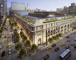 Apple Battling with Facebook for 740,000 sf of office Space in Manhattan