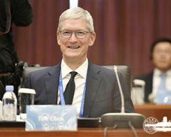 Apple CEO Tim Cook Named Board Chairman of Tsinghua University's School of Economics and Management