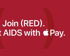 Apple Donating $1 to (RED) for Every Apple Store Purchase Made With Apple Pay