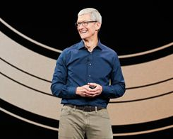Tim Cook Donates $2 Million Worth of AAPL Shares to Undisclosed Charity