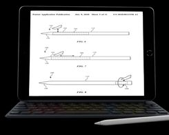 Future Apple Pencil may Feature Full Touch-Sensitive Controls