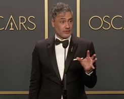 Taika Waititi Slams Apple's MacBook Pro Keyboards in Oscar Speech