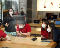 Apple Continues to Reopen China Retail Stores Following Coronavirus Closures