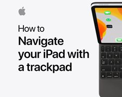 Apple Shares New Video Highlighting How to Use iPad with Magic Keyboard And Other Trackpads