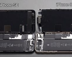 Video: Early iPhone SE Teardown Highlights iPhone 8 Similarities