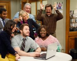 'Parks and Recreation' Reunion Special Shot on iPhone