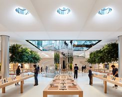 Apple to Start Reopening U.S. Stores Next Week