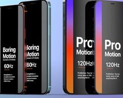 5G 'iPhone 12 Pro' Could Have 120Hz ProMotion Display