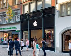 All Four Apple Stores in Switzerland Reopen May 12