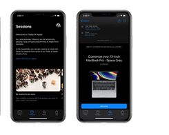 Apple Store app for iPhone and iPad Updated With Dark Mode Support