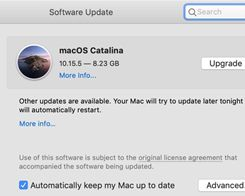 Apple Making It Harder to Avoid Nagging macOS Update Notifications