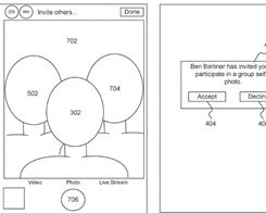 Apple Patents Ability to Take Long Distance Group Selfies