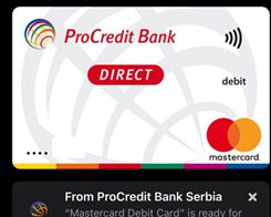 Apple Pay Support Launches in Serbia